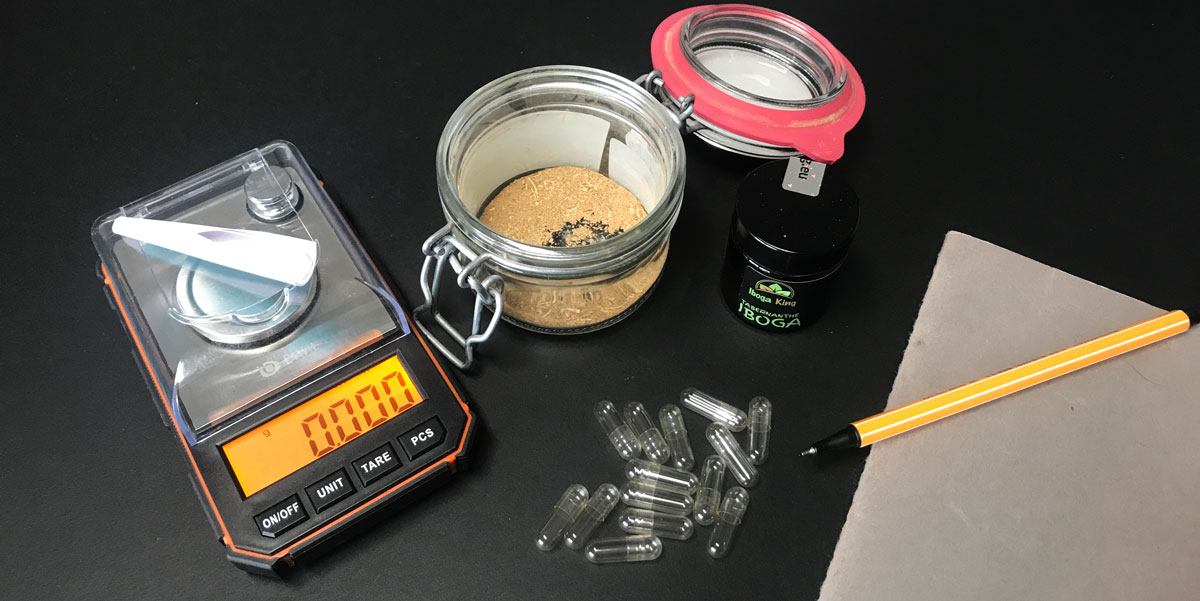 Fragen & Antworten zum Microdosing mit Iboga